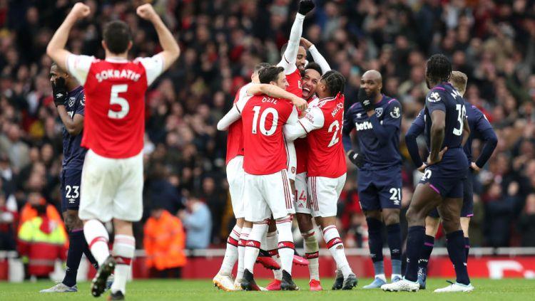 Arsenal Bakal Potong Gaji Pemain Jika Gagal ke Liga Champions Musim Depan