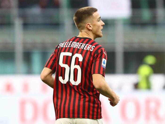 Alexis Saelemaekers Mulai 'Memperkenalkan Diri' di Serie A