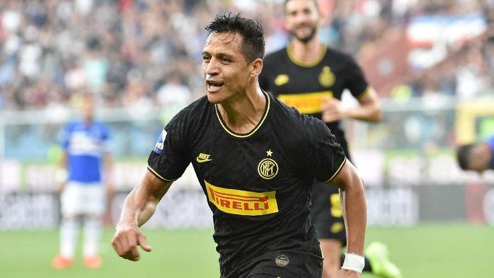 Alexis Sanchez Ingin Juara Bareng Inter