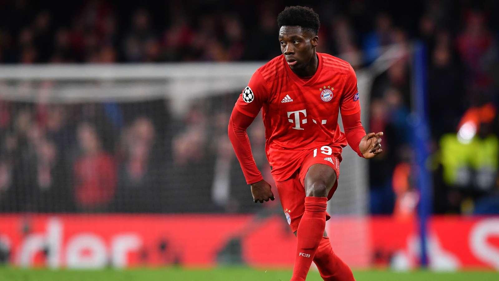 Alphonso Davies: Bayern Munich Punya Kualitas Untuk Juara Liga Champions