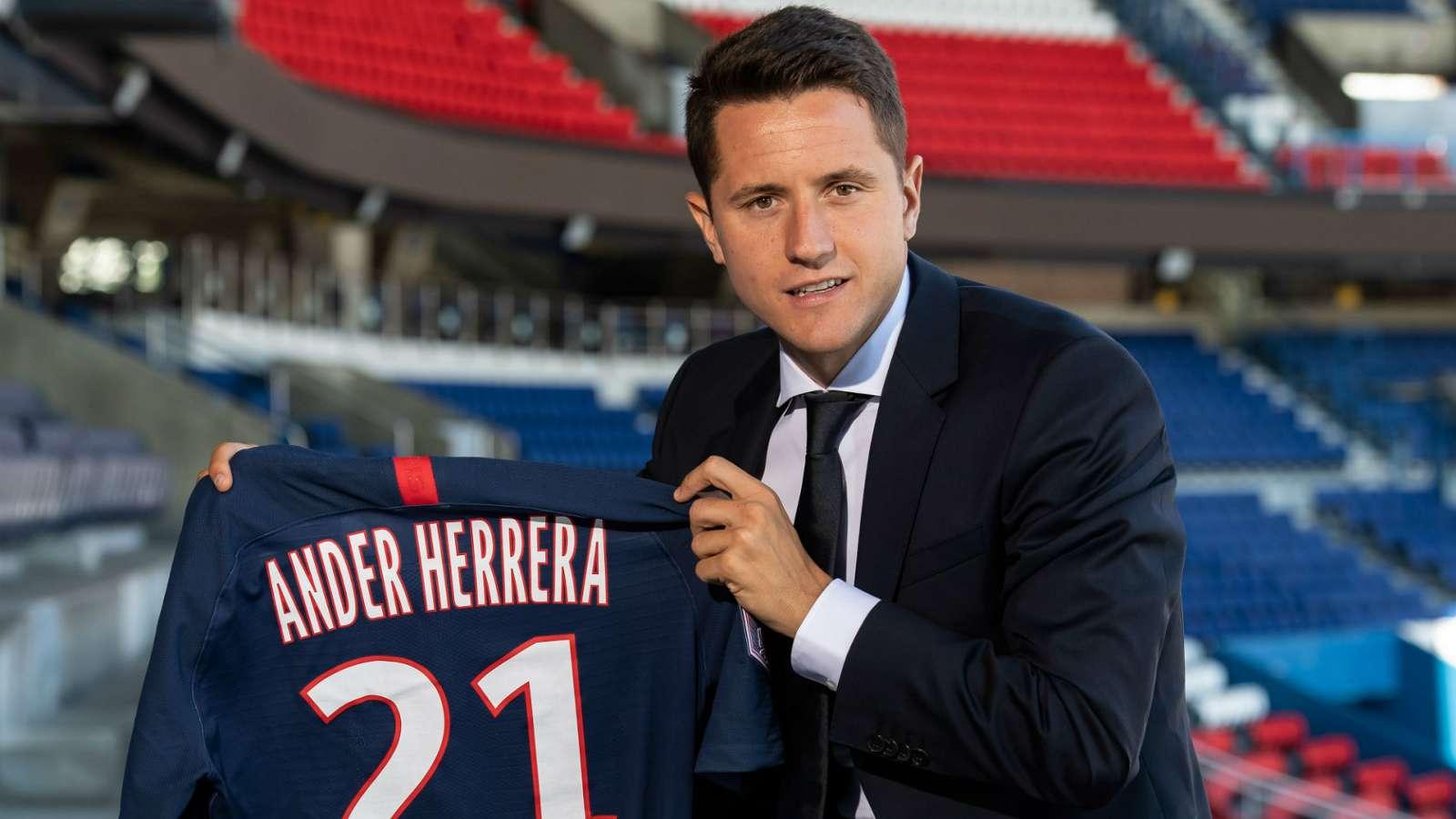 Bukan Athletic Bilbao, Ander Herrera Ungkap Klub Yang Jadi Impiannya Untuk Pensiun