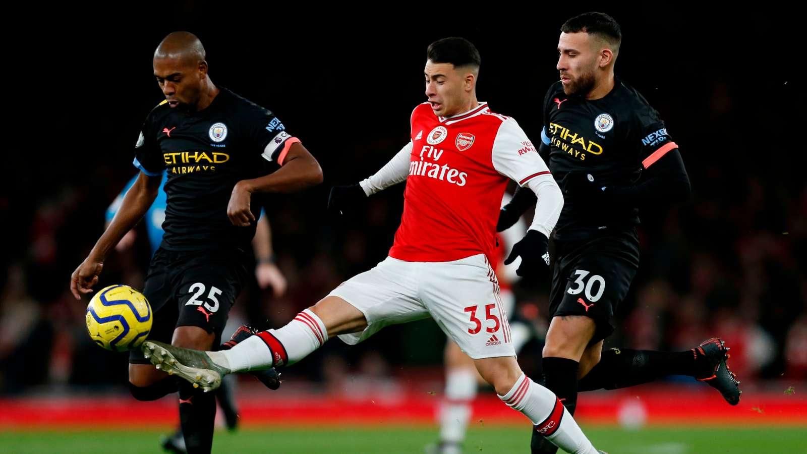 RESMI: Partai Tunda Manchester City Versus Arsenal akan Diadakan 12 Maret 2020