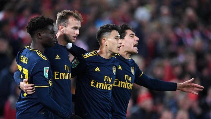 Arsenal Akan Kembali Latihan Pekan Depan