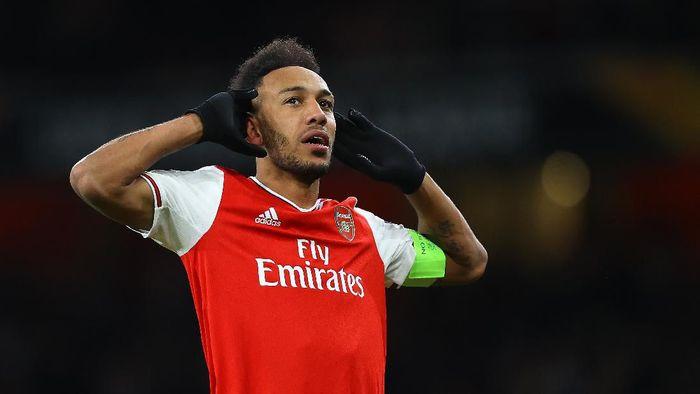 'Aubameyang Akan Tetap Di Arsenal'