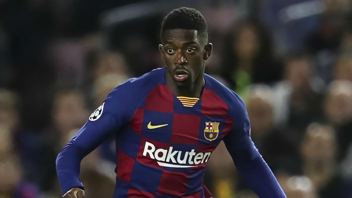 Liverpool Negosiasikan Peminjaman Ousmane Dembele Dari Barcelona