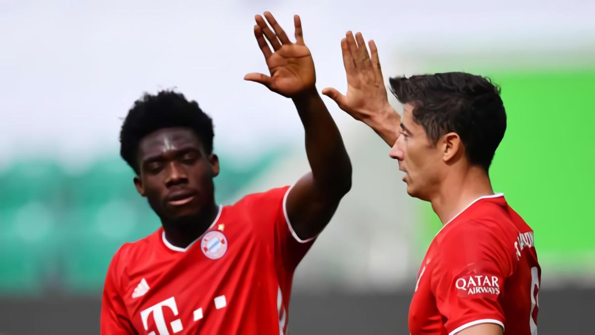 Alphonso Davies: Para Pemain Bayern Munich Kesal Robert Lewandowski Tidak Raih Ballon D'Or