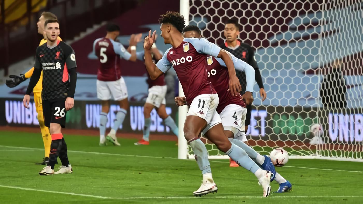 Aston Villa Vs Liverpool: Juara Bertahan Liga Dibantai 2-7