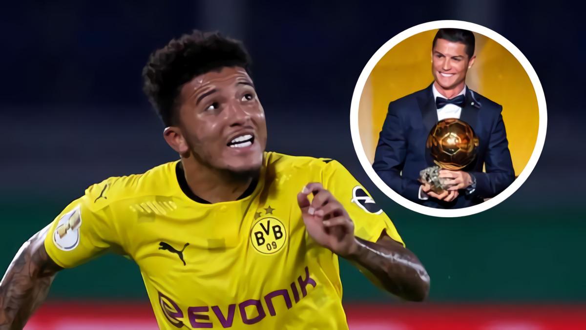 Raphael Guerreiro: Target Manchester United Jadon Sancho Bisa Sebagus Cristiano Ronaldo