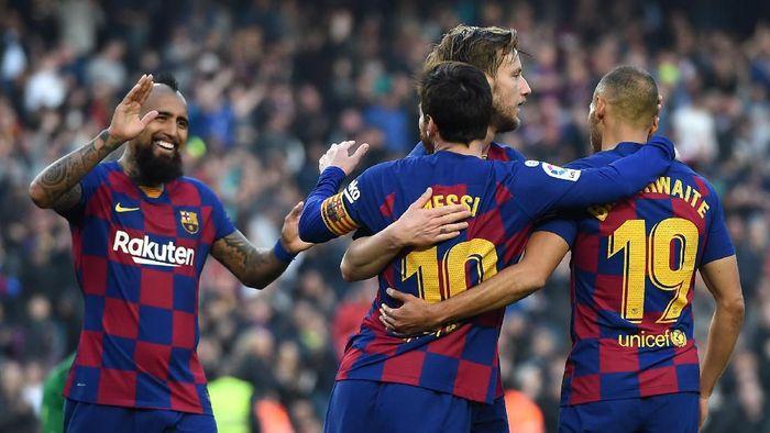 Liga Spanyol Pekan Ini: Bisa Bangkit, Barcelona?