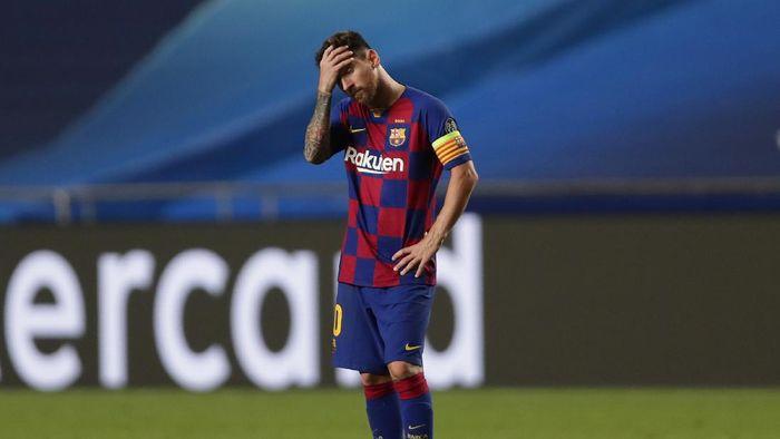 Kebobolan 8 Gol, Rekor Memalukan dalam Sejarah Barcelona
