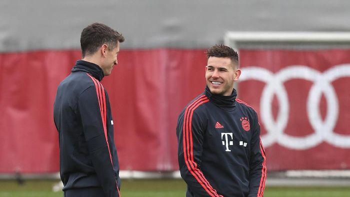 Bagaimana Latihan Bayern di Tengah Krisis Virus Corona?