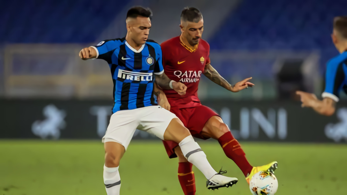 RESMI: Inter Milan Gaet Aleksandar Kolarov Dari AS Roma