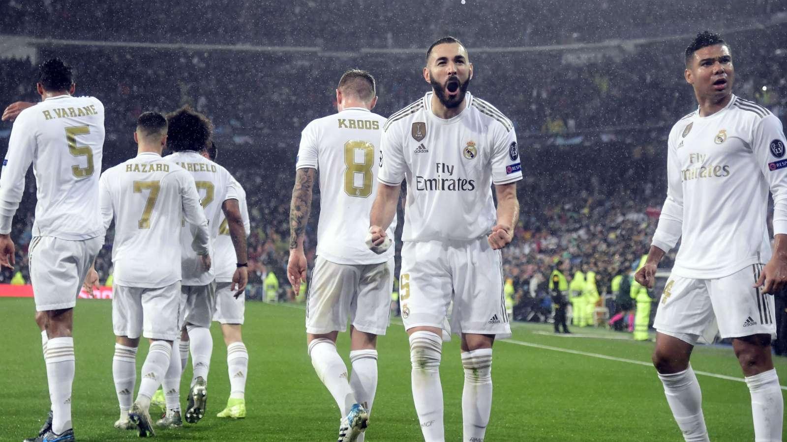 Skuad Real Madrid Sepakat Potong Gaji
