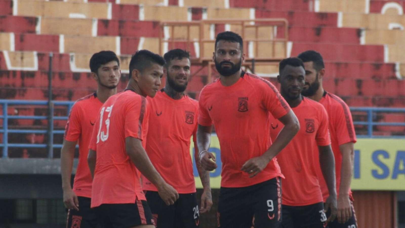 Pemain Borneo FC Sepakat Terima Gaji 25 Persen