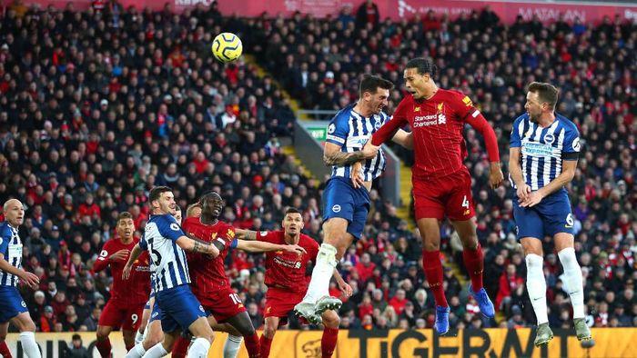 Jika Liga Inggris Dibatalkan, Brighton: Liverpool Juara, Tak Ada Degradasi