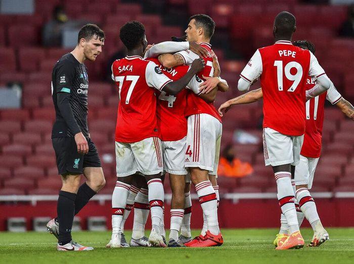 Rekor Arsenal di Wembley Sip, Liverpool Wajib Waspada
