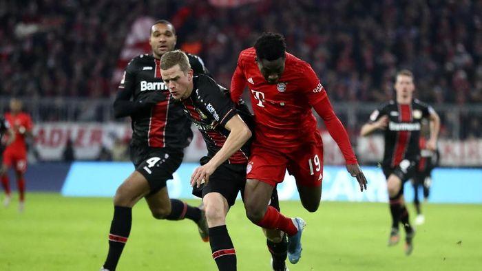 Serikat Polisi Jerman Tolak Bundesliga Bergulir 9 Mei