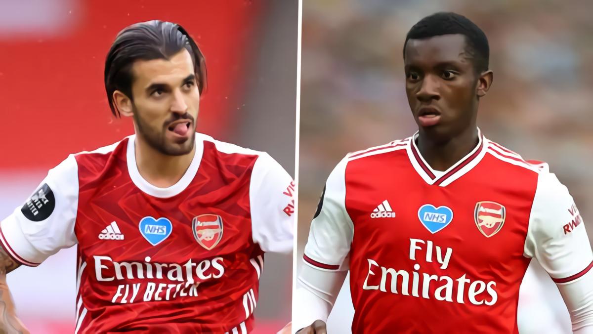 Kemenangan Gemilang Arsenal Atas Fulham Dinodai Perkelahian Dani Cebalos & Eddie Nketiah