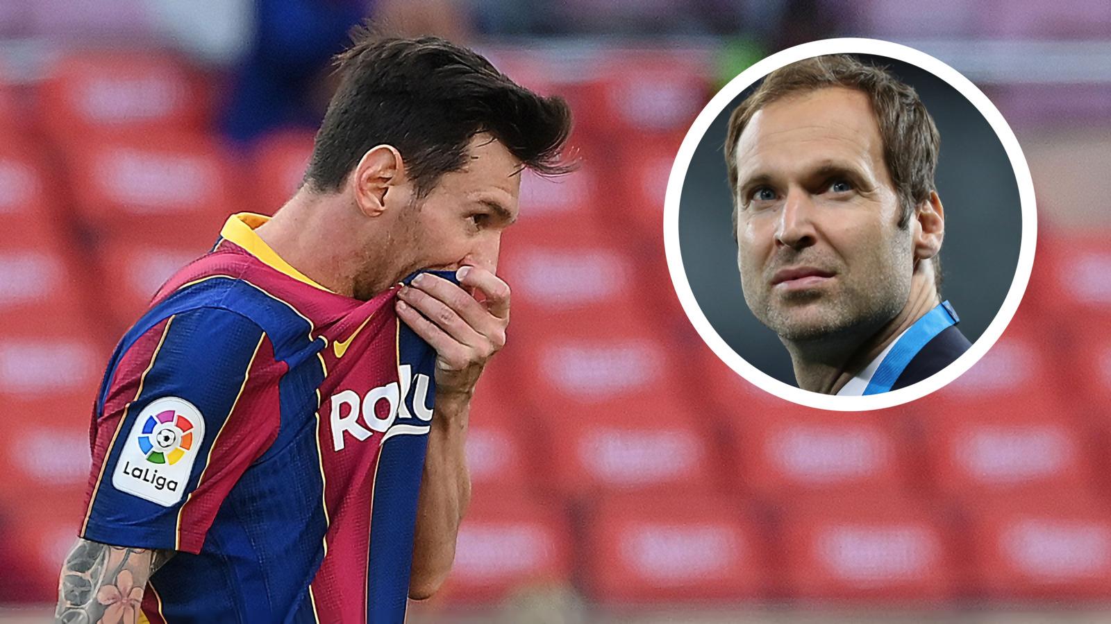 'Lionel Messi Butuh 10 Percobaan Untuk Bobol Saya' – Petr Cech Bahas Rivalitas Chelsea-Barcelona Di Liga Champions