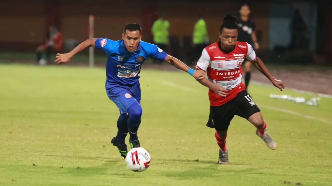 Madura United Pisah Dengan Emmanuel Oti