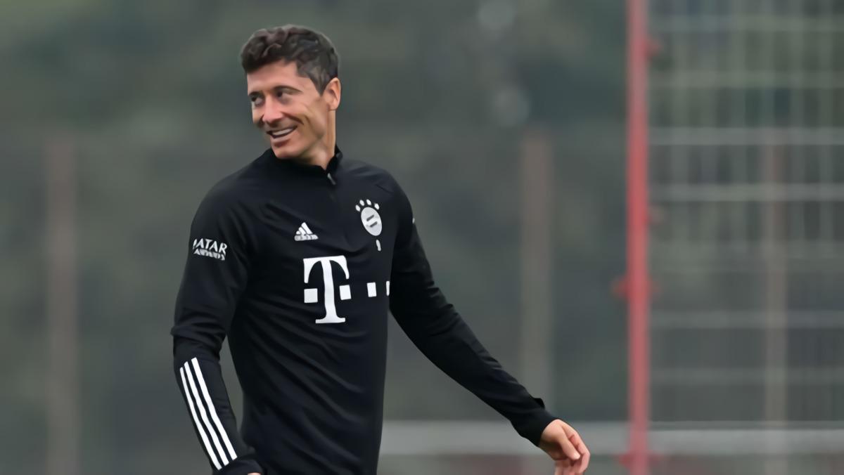 Julian Nagelsmann: Robert Lewandowski Tidak Perlu Berlatih Lagi