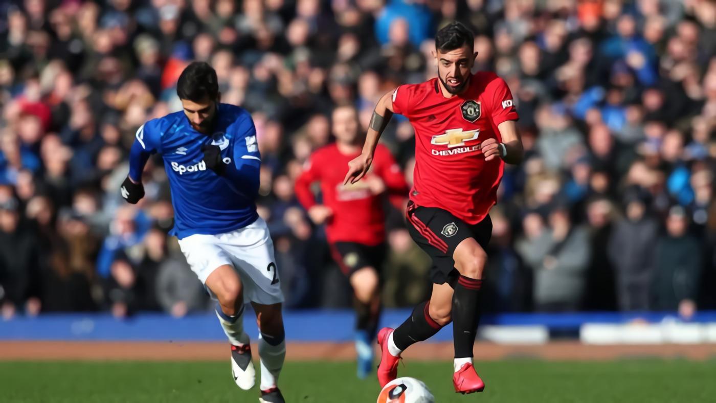 Ini Alasan MU Layak Khawatir dengan Everton