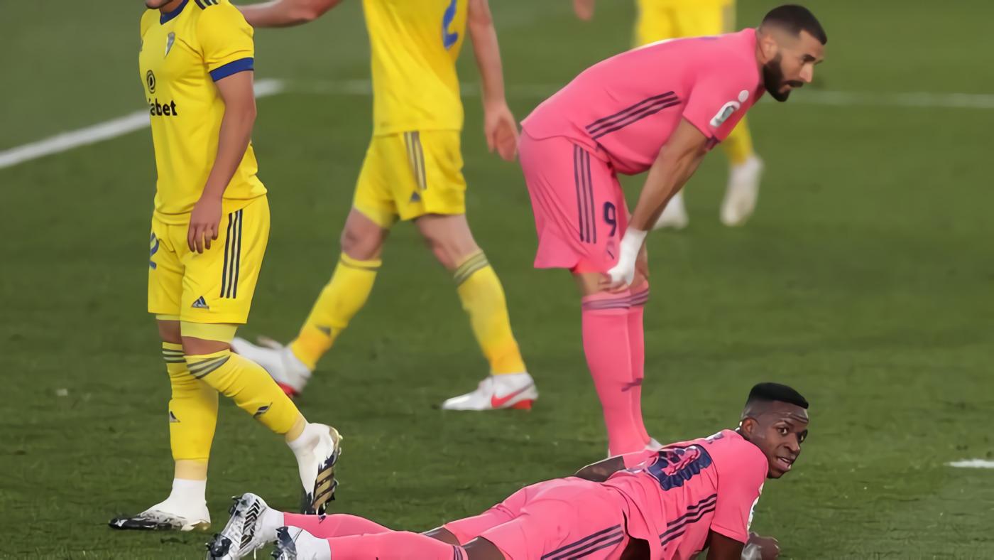 Madrid Vs Cadiz: Los Blancos Keok Lawan Tim Promosi 0-1