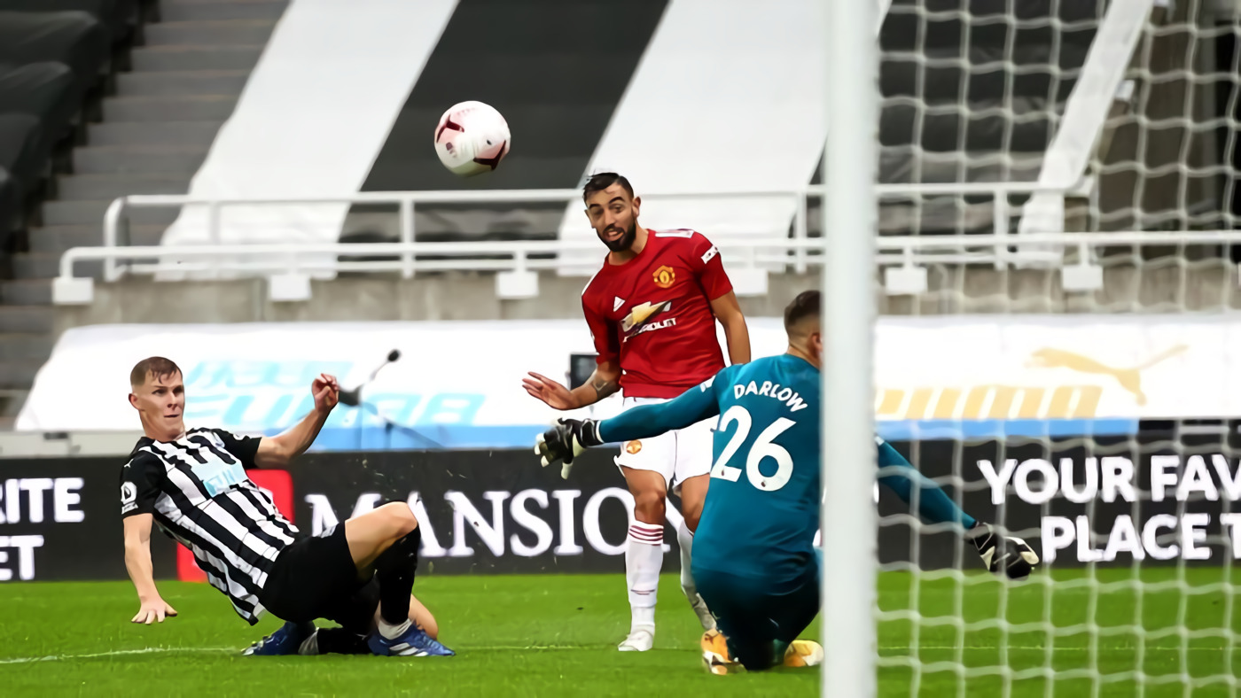 Newcastle Vs MU: Setan Merah Menang 4-1