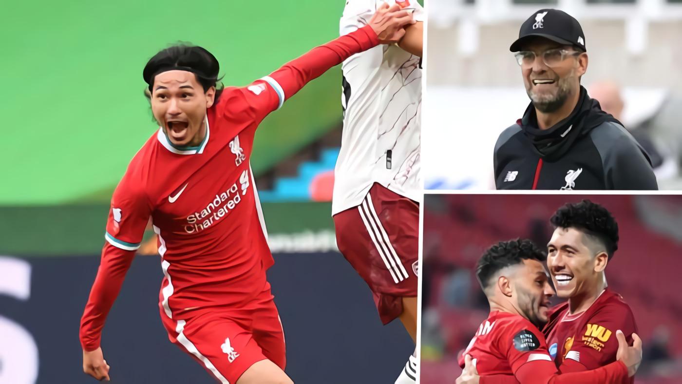 Mampukah Takumi Minamino Berkibar Di Liverpool?