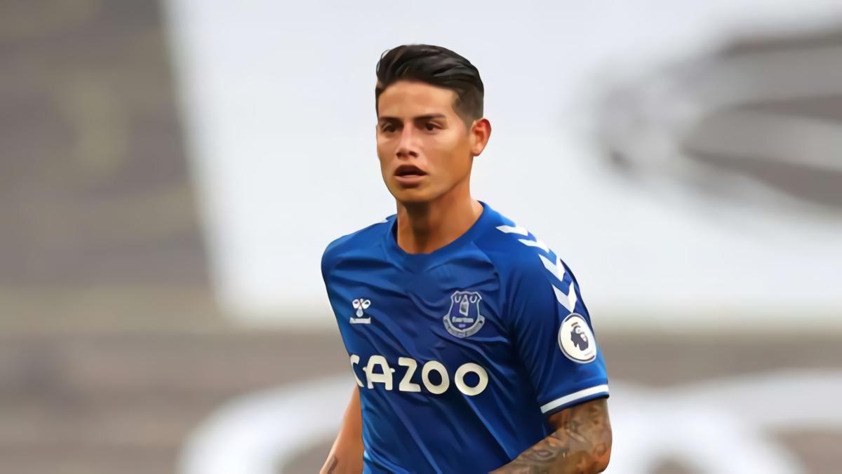 Transfer James Rodriguez Ke Everton Ternyata Gratis, Bagaimana Bisa?