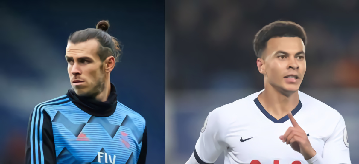 Real Madrid Inginkan Barter Gareth Bale-Dele Alli Dari Tottenham Hotspur