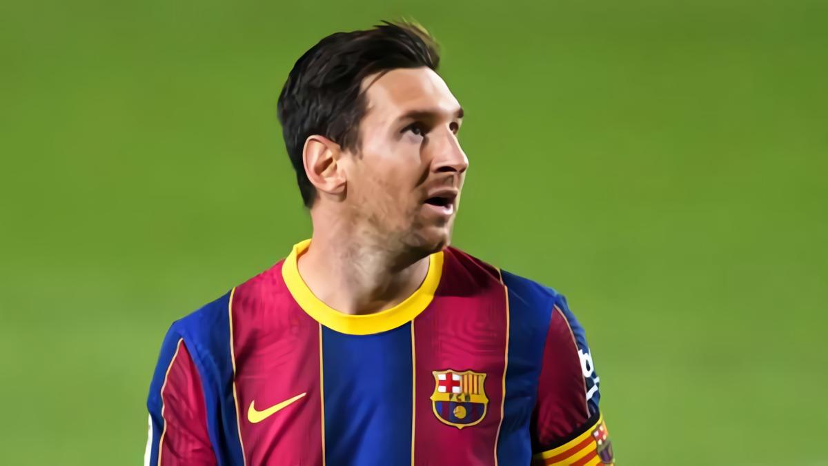 Gol Penalti Tandai Penampilan ke-150 Messi di Kompetisi UEFA