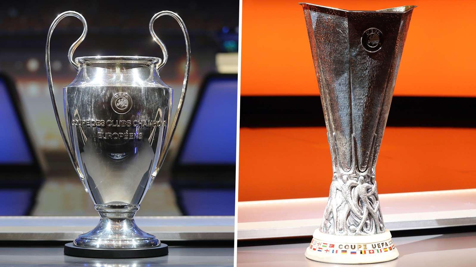 UEFA Resmi Tunda Final Liga Champions & Liga Europa