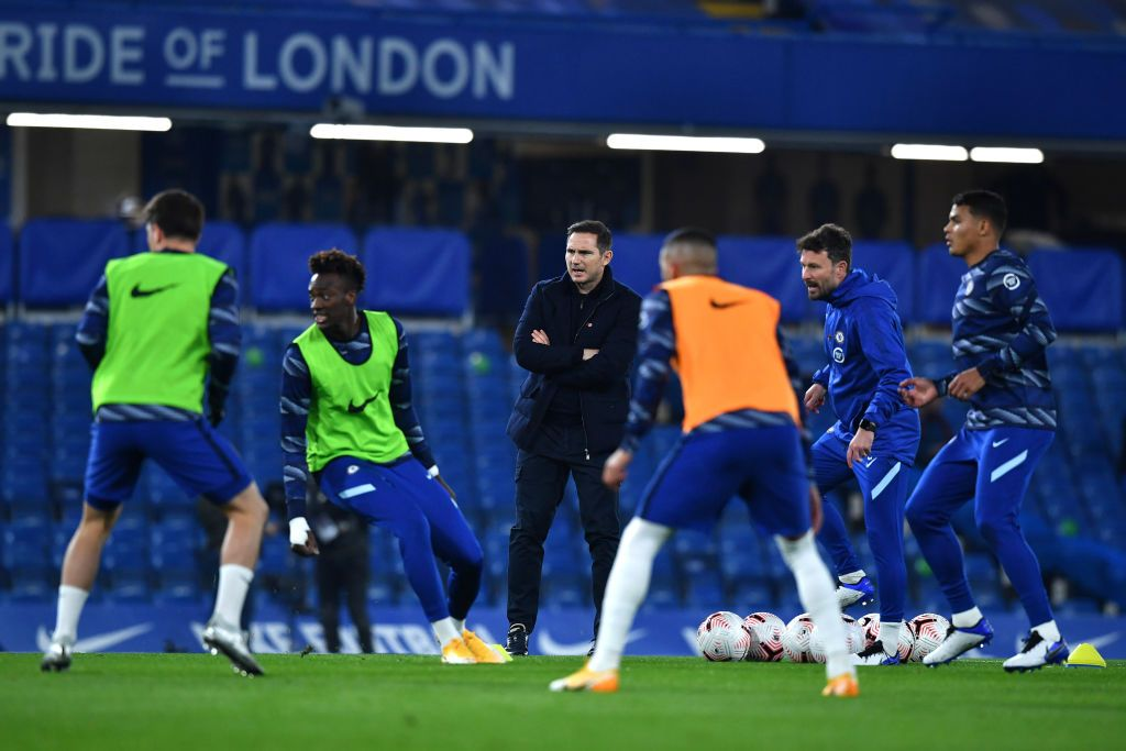 Chelsea Lagi Bagus, Lampard Tak Mau Berekspektasi Tinggi