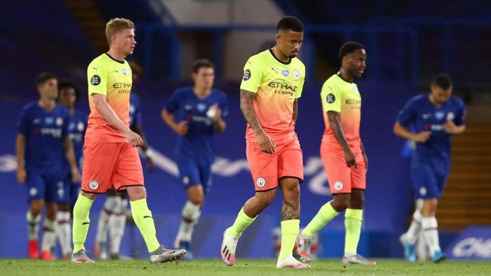 Liverpool Juara Liga Inggris, Man City: Musim Depan Kami Balas