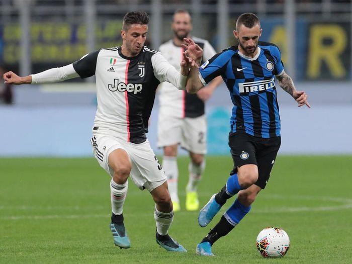 Dihantam Wabah Virus Corona, Juventus Vs Inter Milan Tetap Dimainkan
