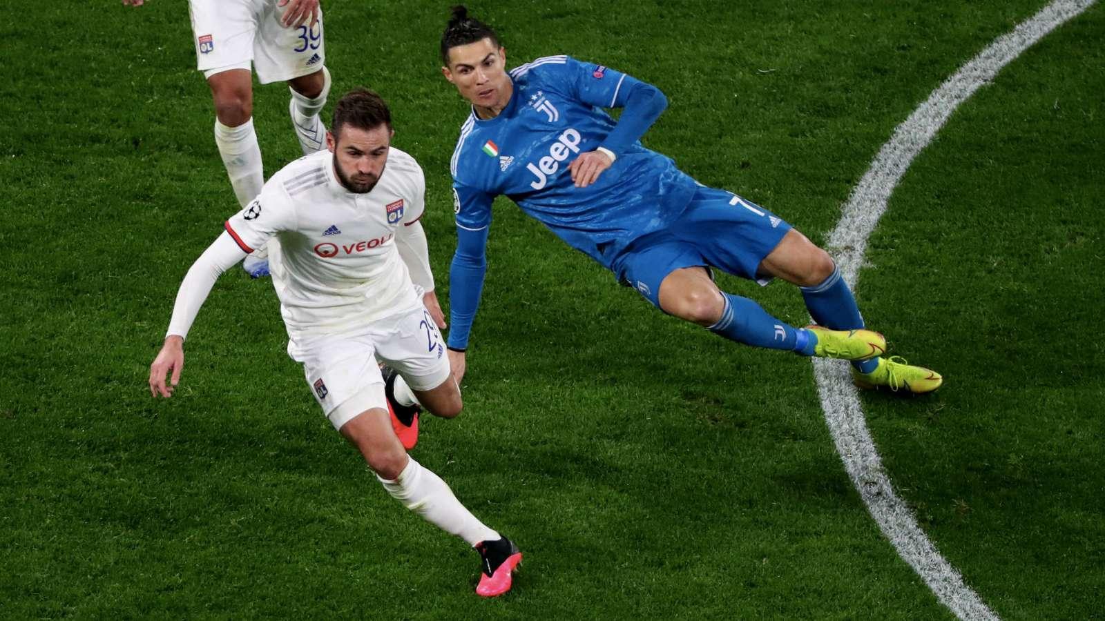 Olympique Lyon Bantah Presiden Sendiri Soal Jadwal Lawan Juventus