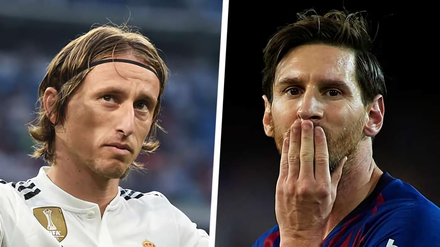 Luka Modric: Kepergian Lionel Messi Bisa Positif Buat Barcelona