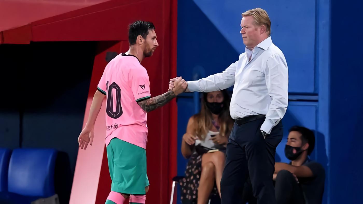 Messi Ungkap Alasan Kritik Barca, Koeman: Hidup Saya Bisa Tak Tenang
