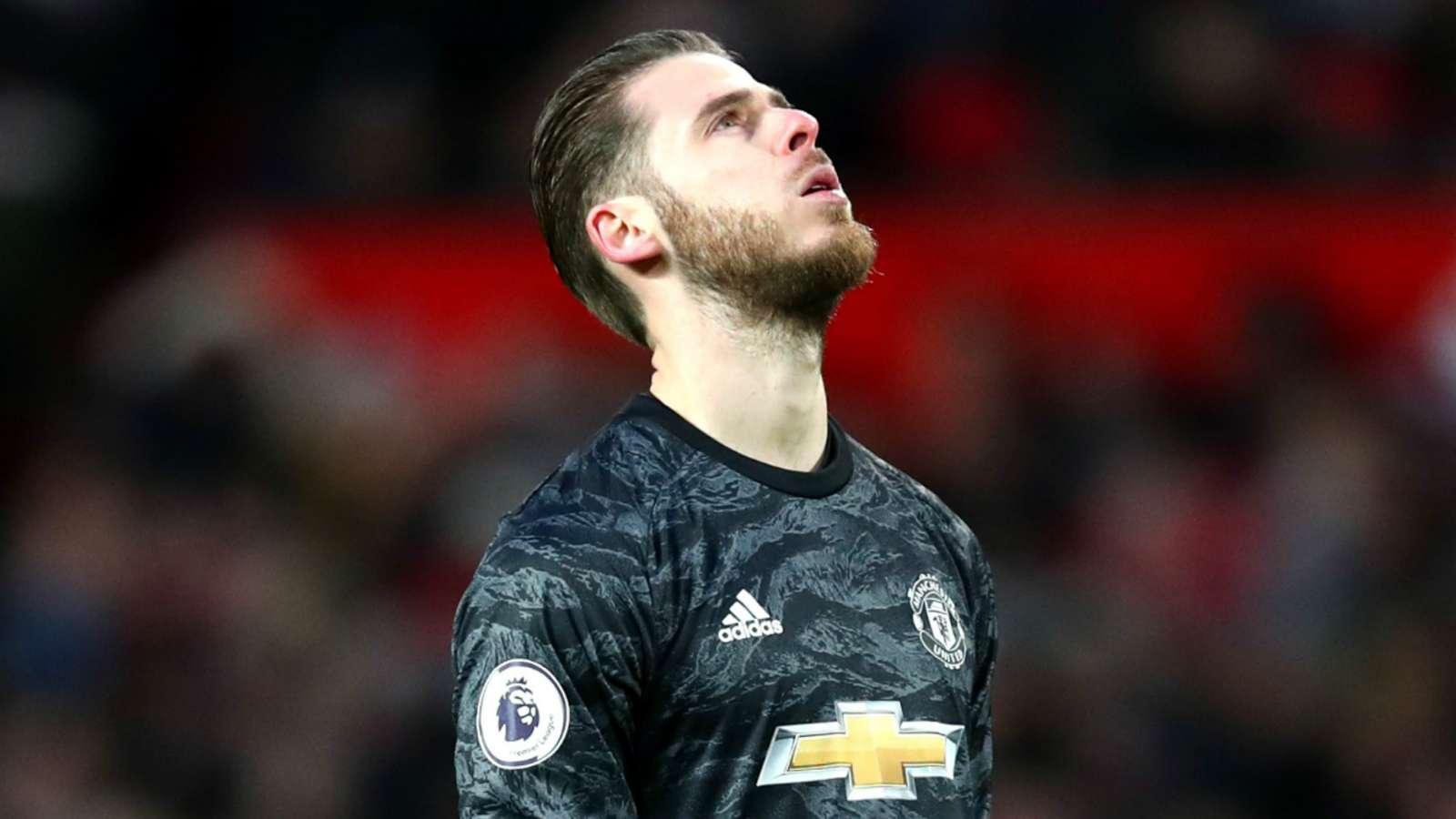 Jelang Musim Panas, Masa Depan David De Gea Di Manchester United Masih Buram