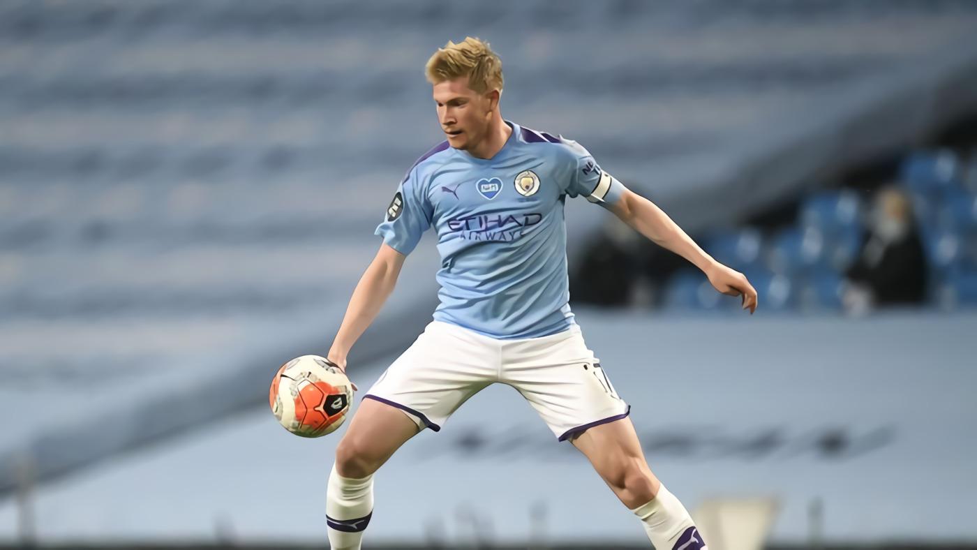 Manajer Manchester City Pep Guardiola: Kevin De Bruyne Pemain Terbaik Yang Pernah Saya Latih