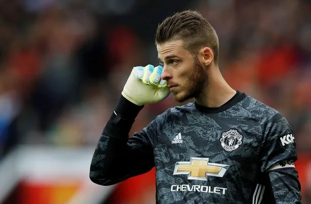 Kiper Legendaris Manchester United Kritik Performa David De Gea
