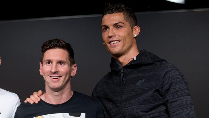 Ronaldo Vs Messi, Siapa Pencetak Hat-trick Terbanyak?