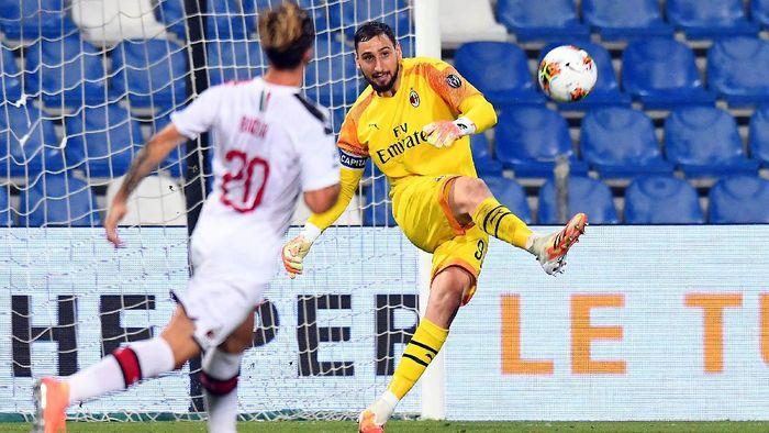 Pagliuca: Donnarumma Kiper Terbaik di Serie A