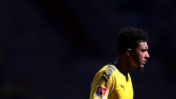 Dortmund Belum Bahas Transfer Sancho dengan MU