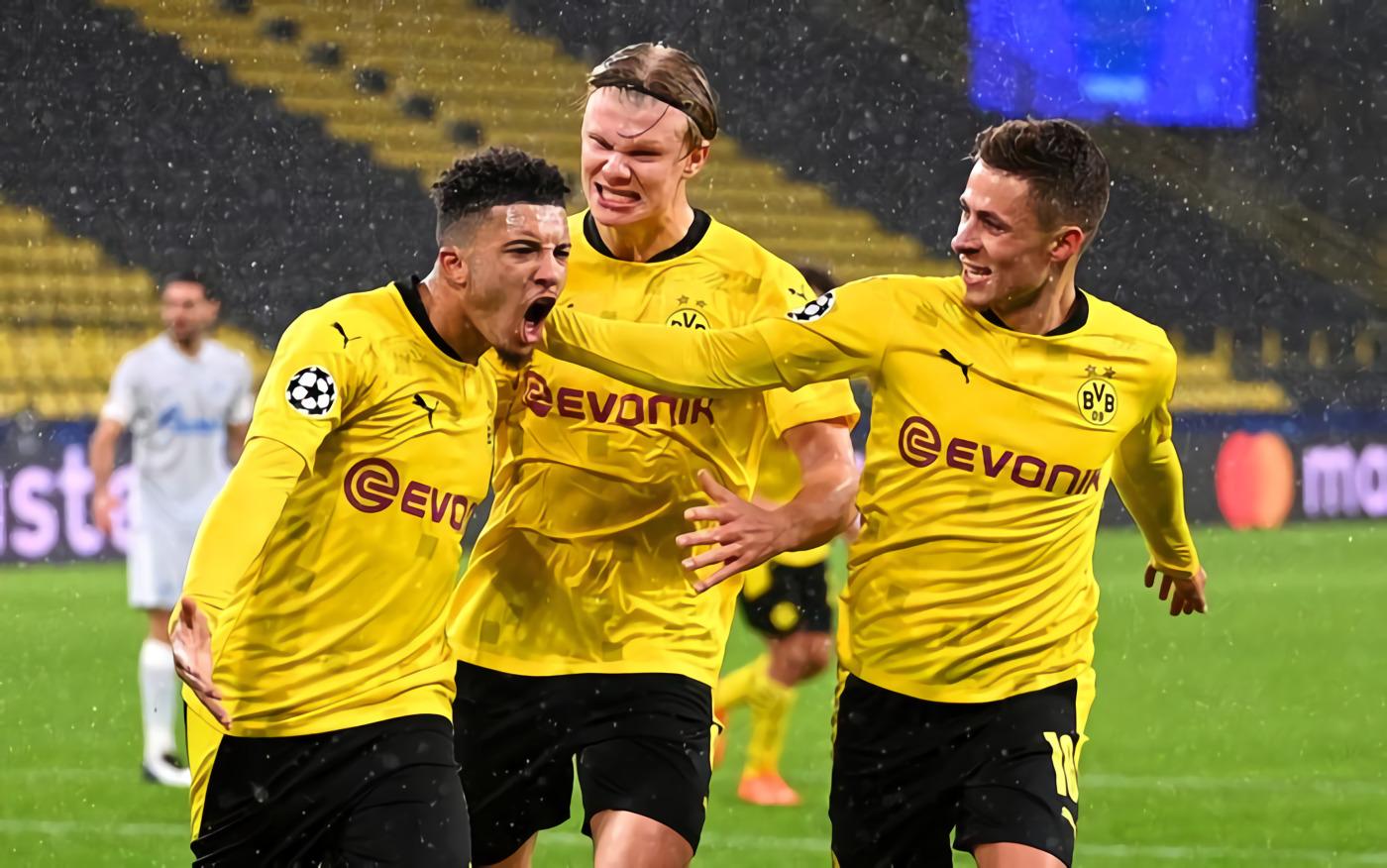 Borussia Dortmund Bisa Ditinggal Sancho dan Haaland Kalau…
