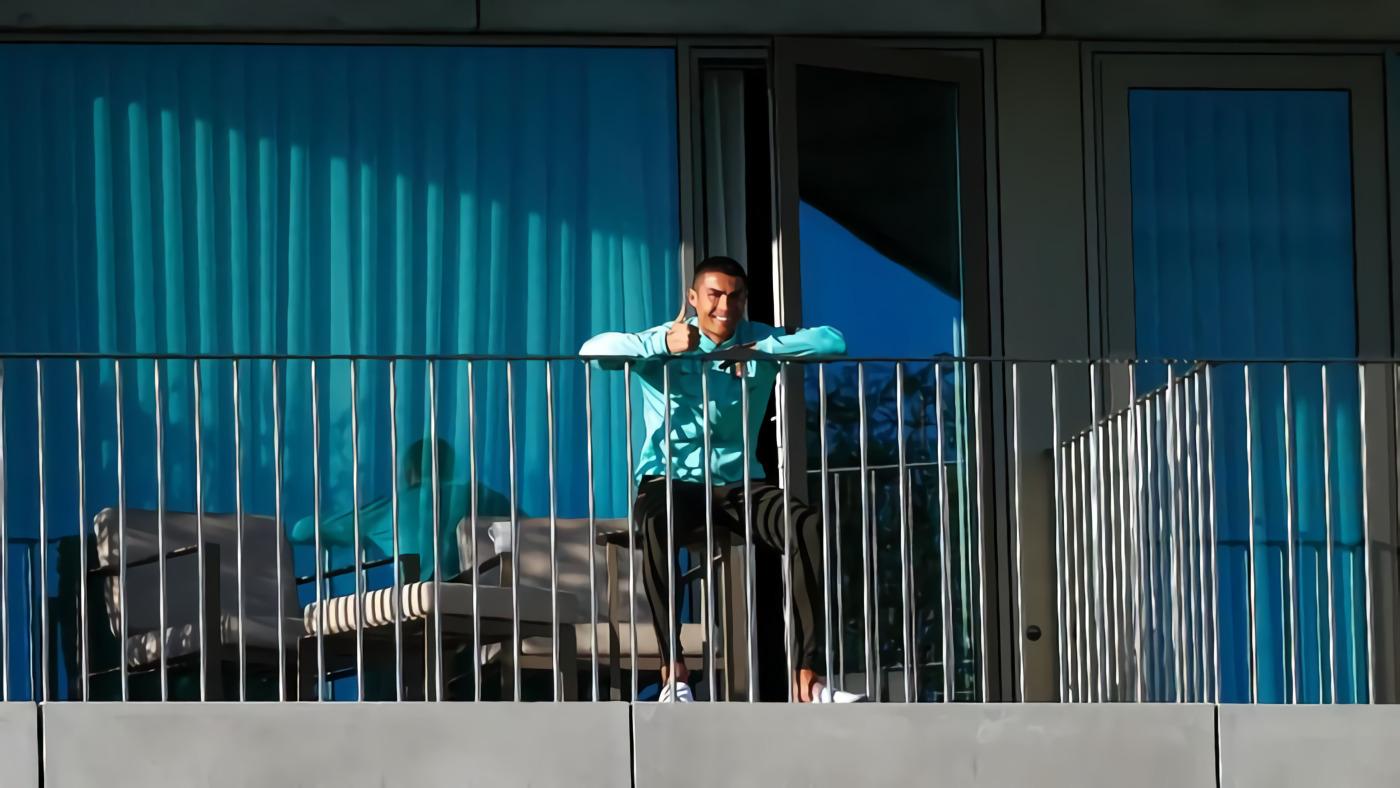 Ronaldo Positif Corona, Sang Kakak: Bohong!