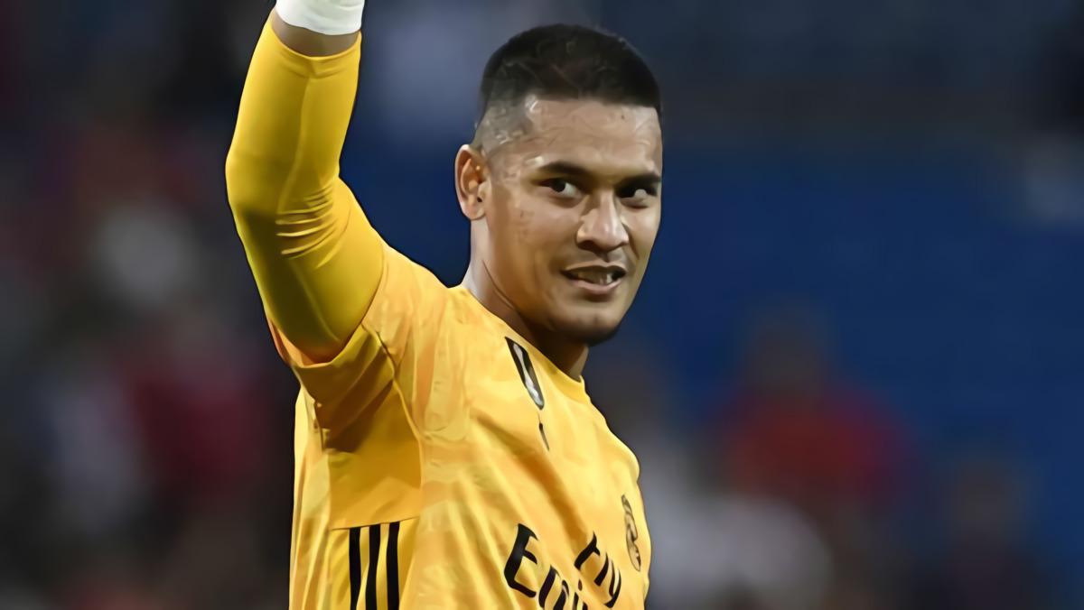 RESMI: Fulham Pinjam Kiper Alphonse Areola Dari Paris Saint-Germain