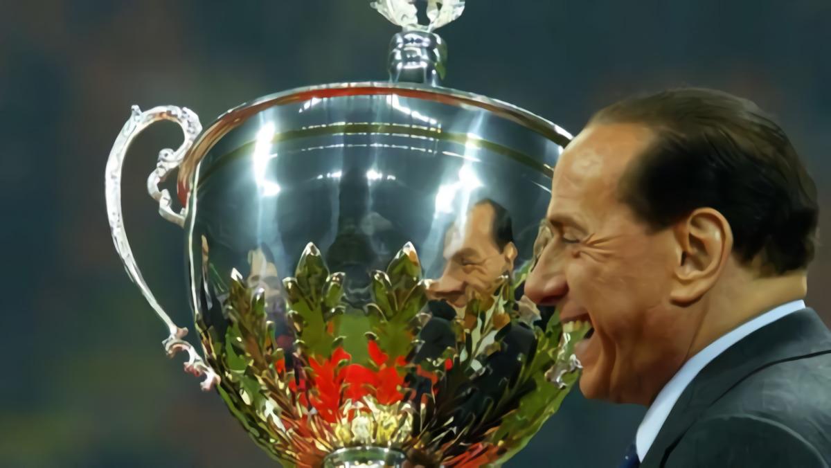 Alessandro Costacurta: Satu Yang Hilang Dari AC Milan, Silvio Berlusconi!