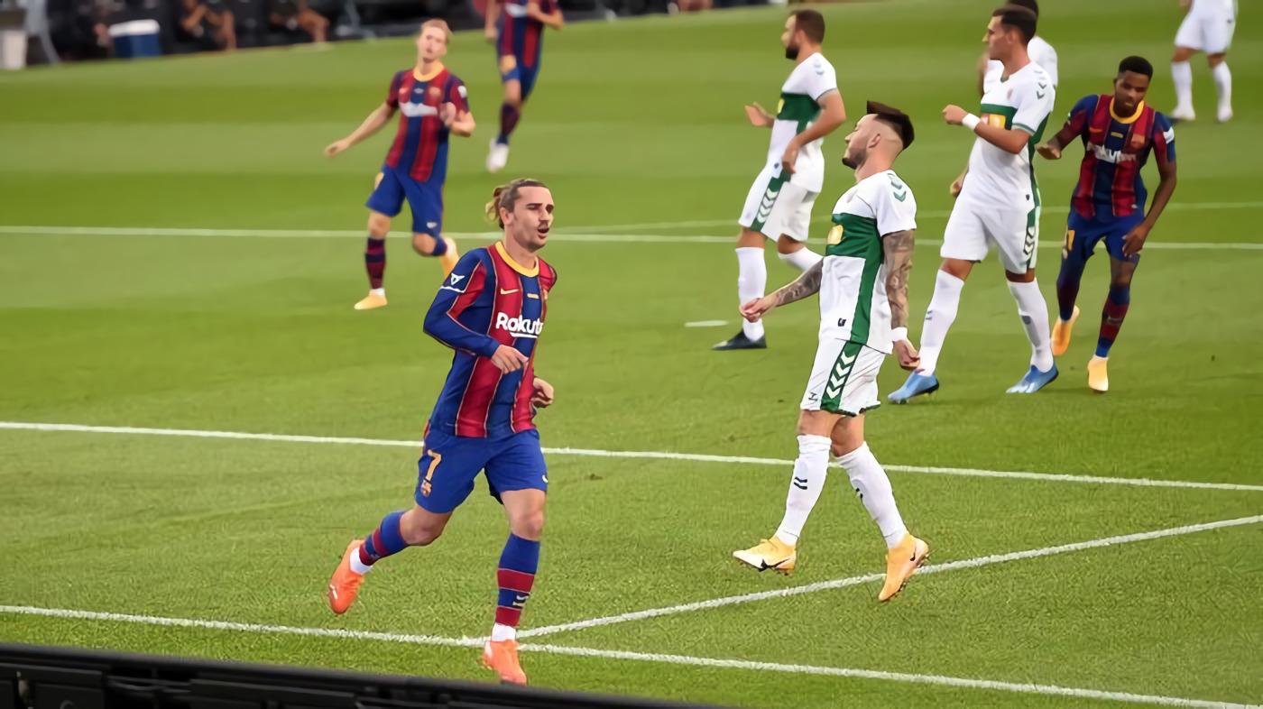 Joan Gamper Trophy: Barcelona Menang Tipis atas Elche 1-0